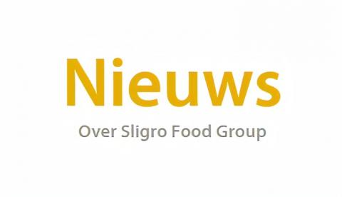 Annual report 2018 Sligro Food Group